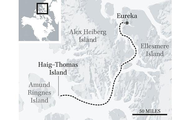 Haig-Thomas Map