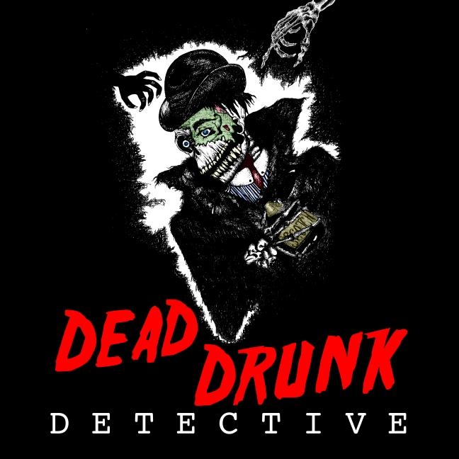 Dead Drunk Logo Main